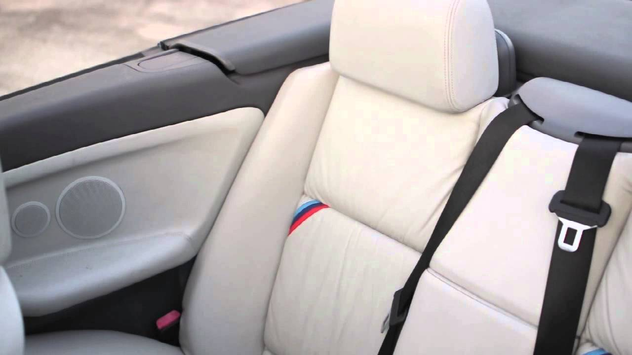 1999 BMW M3 Convertible Estoril Blue For sale - YouTube