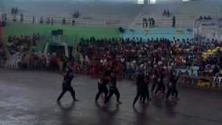 Notre Dame of Isulan @ SULTAN KUDARAT Hip Hop Dance Competition 2011
