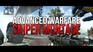 """BMAN"" Advanced Warfare Montage - Edit By Loli King X"