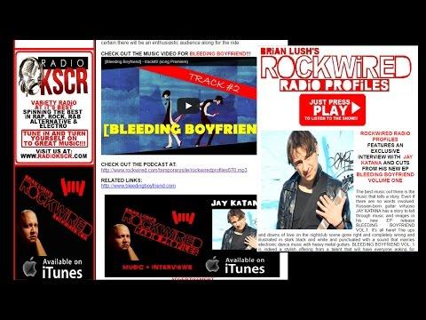 Bleeding Boyfriend - Rockwired Radio Profiles Interview