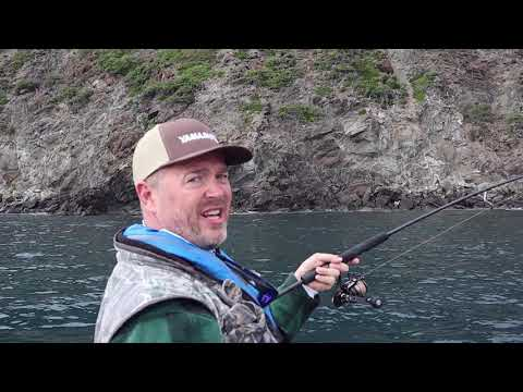 Catching Big Snapper At The Top Of New Zealand