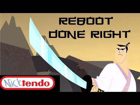 The RIGHT Way to Reboot a Cartoon! Samurai Jack Season 5 Review