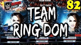 WWE SUPERCARD S3 #82 – DID I GET NEVILLE!? – NIA JAX TEAM RING DOM