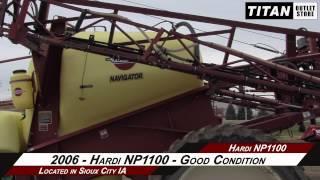Hardi NP1100, 60