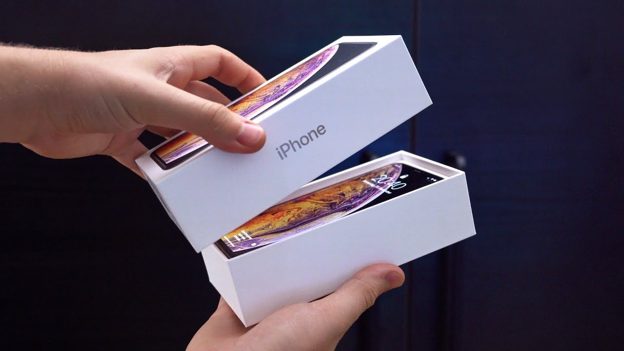 iPhone XS Max Unboxing: So groß ist es wirklich! - felixba
