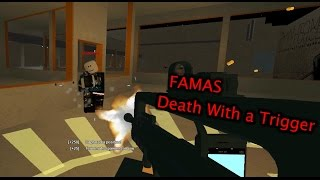 Roblox Phantom Forces - FAMAS: Death With a Trigger