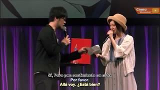 [Esp Sub] Karakai Jouzu no Takagi-san - Seiyuu en vivo - Anime Japan 2018