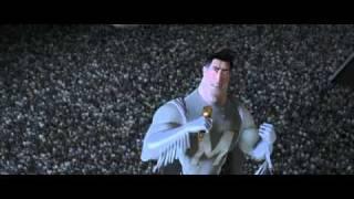 Мегамозг (Megamind) трейлер
