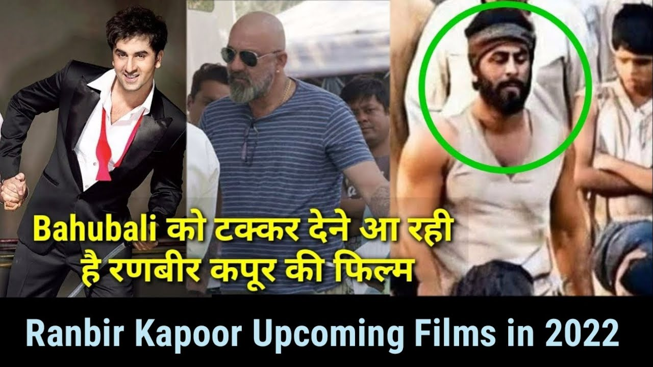 Ranbir Kapoor upcoming movies in 2020-2021 | Ranbir Kapoor ...