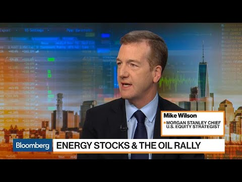 Investors Ready to Turn to Energy Stocks, Says Wilson