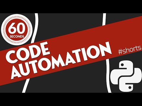 HOW TO Automate Code Typing Animation with Python?
