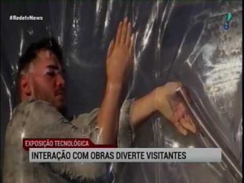 Rede TV News  - FILE SÃO PAULO 2017