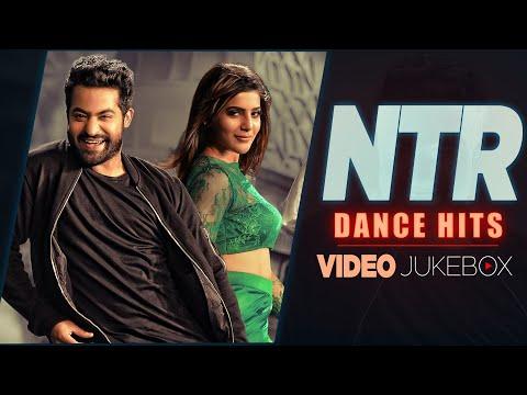 NTR Dance Hits Video Songs Jukebox - Telugu   Samantha,Nithya Menen,Nivetha Thomas,Rashi Khanna  DSP