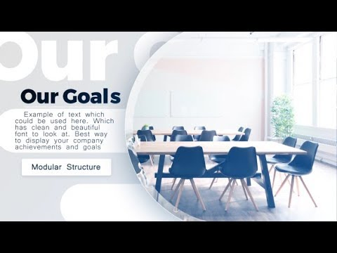 clean presentation (after effects template) - youtube, Presentation templates