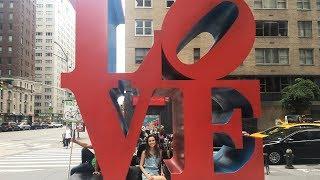 NOVA YORK: Rockefeller Plaza, Rooftop bar, Grand Central Terminal e High Line | #VLOG