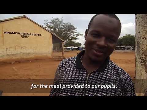 Your help has reached Winamzua Primary School – Sabon Gari, Bawku, Ghana. - Ramadan 2017