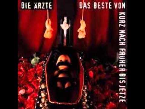 Die Ärzte - Das Beste Von Kurz Nach Früher Bis Jetze 1994 (Album)