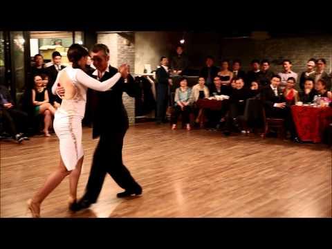 KTC 1st Anniversary Party - Roberto Herrera & Laura Legazcue (2/2)