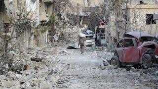 ستديو الآن 15-01-2017  قوات الأسد ترتكب مجزرة مروعة بقصفها مركزا للنازحين في وادي بردى