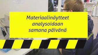 Tampereen Asbesti- ja Kuitulaboratorio