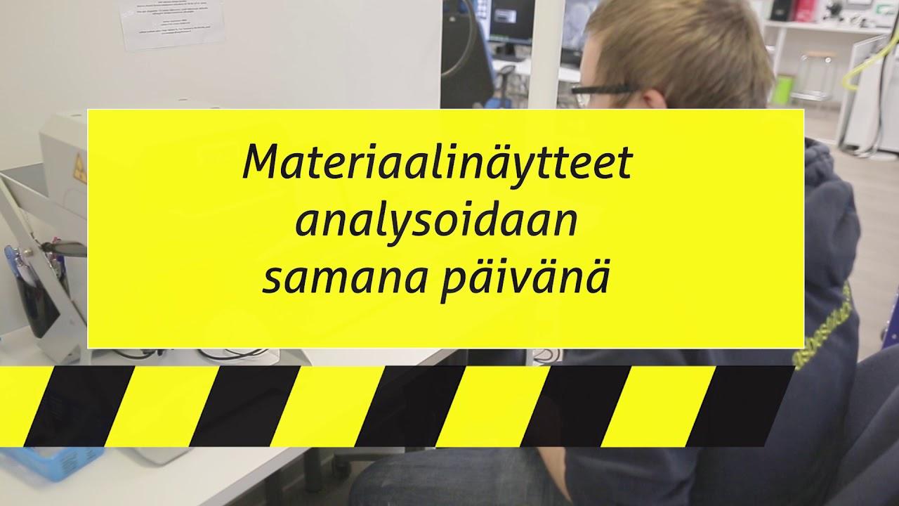 Tampereen Asbesti Ja Kuitulaboratorio