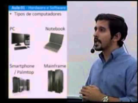 Conceitos de Hardware e Software - parte 01