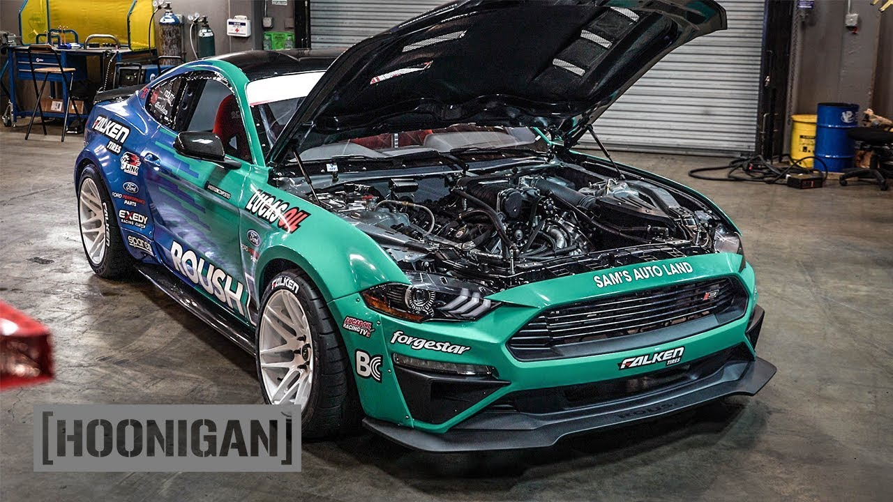 1000 hp fd mustang build biology dt242