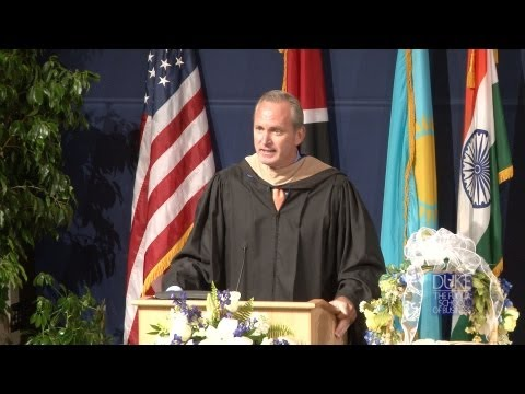 The Duke MBA - Global Executive Graduation