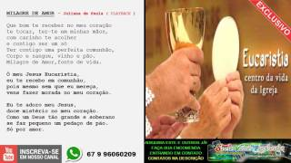 Baixar MILAGRE DE AMOR - PLAYBACK MIDI - Juliana de Paula