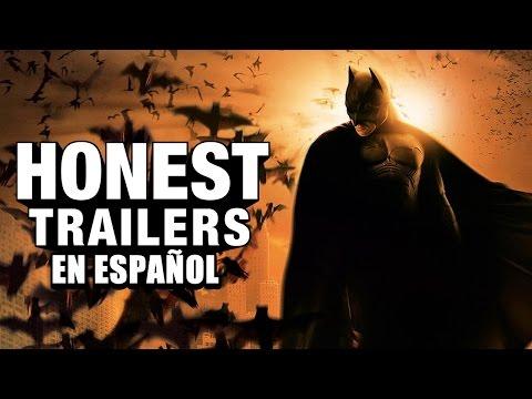 Honest Trailers en Español - Batman Inicia