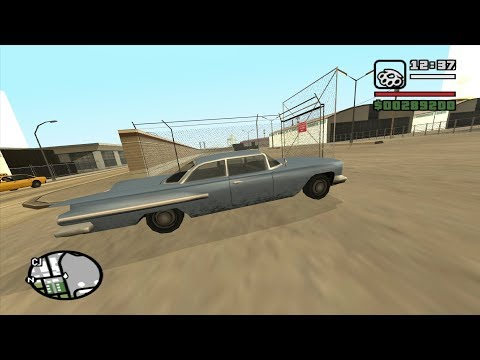 Starter Save - Part 45 - GTA San Andreas - First-Person Mod - Complete Walkthrough -achieving 13.37%