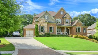 MUST SEE - 5 BDRM, 5.5 BATH HOME ON BSMNT W/POOL AND SPA NW OF ATLANTA
