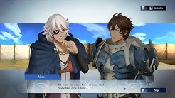 Fire Emblem Warriors - Niles & Frederick Support Conversation