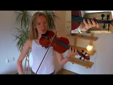 How to play One Last Time - Ariana Grande | Violin Tutorial