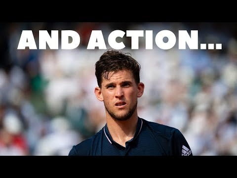 THE VERY BEGINNING... Welcome to Dominic Thiem´s YouTube Channel
