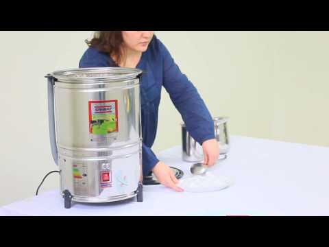 Şahbaz Yayık Makinası | Tereyağı Nasıl Yapılır ?