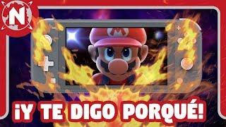 Nintendo NO quiere que compres la Switch Lite