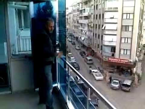 Mavi Cam Acma Kapama Ikizler Cam Balkon Youtube