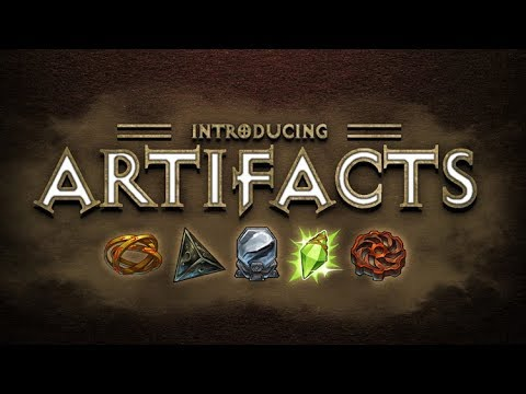 Preview: Artifacts! [Livestream Replay]