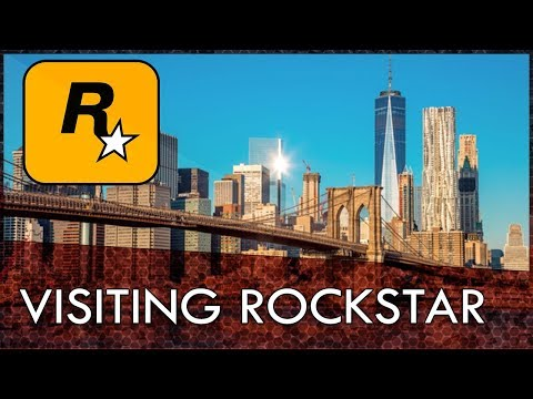Storytime With Gtamen Ep. 3: Visiting Rockstar and NYC