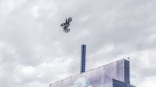 FMX Quarterpipe FULL BROADCAST | Nitro World Games 2018