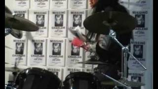 Lordi Drum Cover Missing Miss Charlene