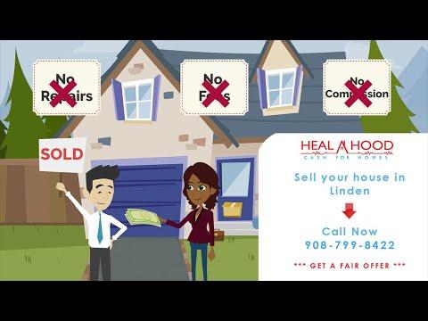 We Buy Houses Linden | 908-799-8422 | Cash for Homes in Linden, NJ
