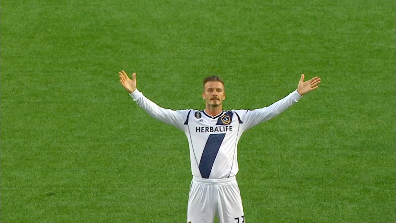Download WATCH: David Beckham's Top Five Goals for the LA Galaxy