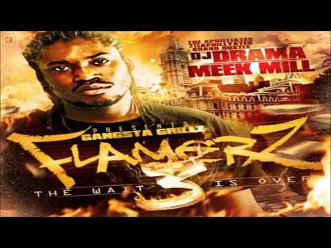 Meek Mill - Flamerz 3 (The Wait Is Over) [FULL MIXTAPE + DOWNLOAD LINK] [2010]