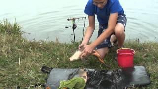 Отчет о рыбалке в Пустовите (Второй заезд)