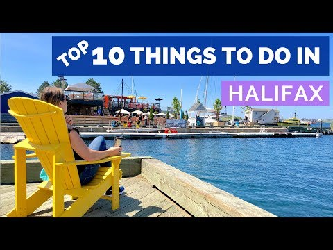 Top 10 Things To Do in Halifax