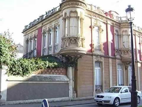PLACE Luanco CASA MORI de estilo Art Nouveau  YouTube