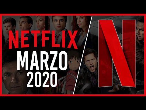 Estrenos Netflix Marzo 2020 | Top Cinema