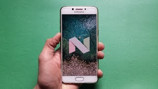 Samsung Galaxy C5 Pro - Android 7.0 Nougat Offical Review! in Full HD